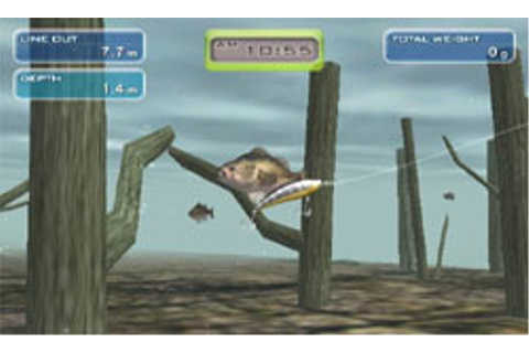 Hooked! Real Motion Fishing Review for the Nintendo Wii