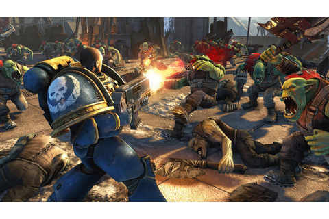Warhammer 40,000: Space Marine Steam Key for PC - Buy now