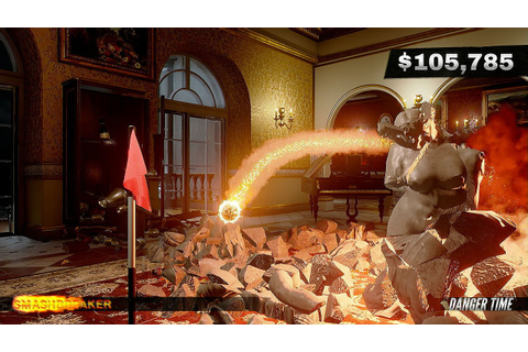 Dangerous Golf » FREE DOWNLOAD | CRACKED-GAMES.ORG