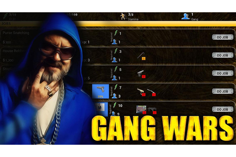 Gang Wars A Game for Gangsters - Android Apps on Google Play