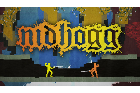 Nidhogg: Gameplay / Let's play - YouTube