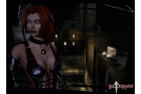 BloodRayne 2 Game Wallpaper 2 - Wallcoo.net