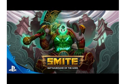 SMITE Game | PS4 - PlayStation