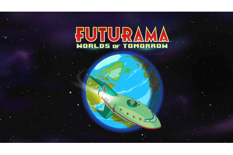 Futurama: Worlds of Tomorrow Announced For Mobile Devices ...
