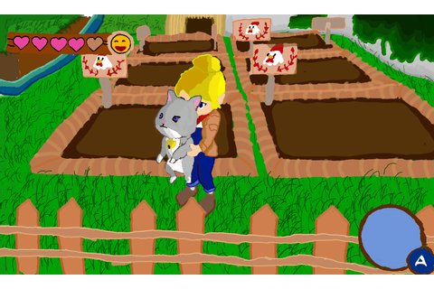 Harvest moon 3D: A new beginning by Savage Dragon
