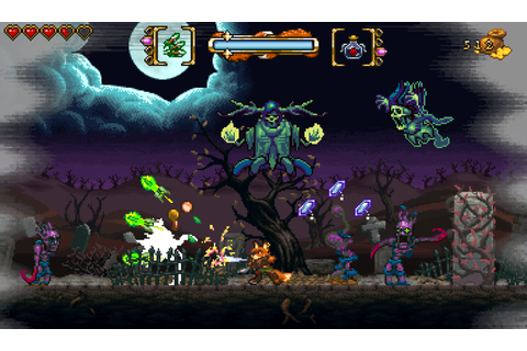 FOX n FORESTS Windows, Mac, Linux game - Mod DB