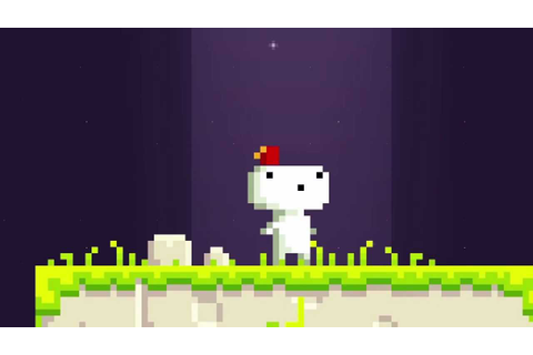 FEZ - Launch Trailer - YouTube