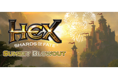 HEX: Shards of Fate on Steam