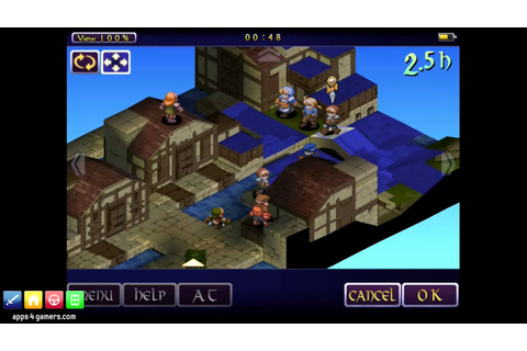 Final Fantasy Tactics: War of the Lions HD New Version ...