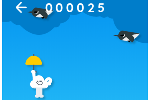 Google's new offline Easter egg game is like Flappy Bird ...