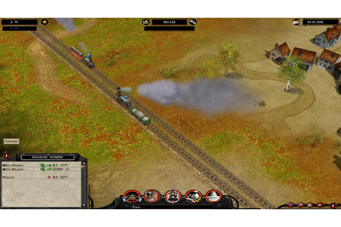 Railroad Pioneer - Steam download - Baixaki