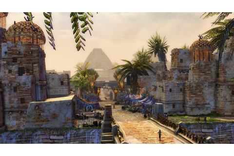 Guild Wars 2 Path of Fire Preview - Terug naar het begin ...