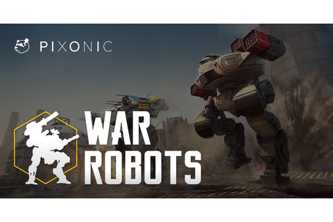 GAME REVIEW:WAR ROBOTS — Steemit