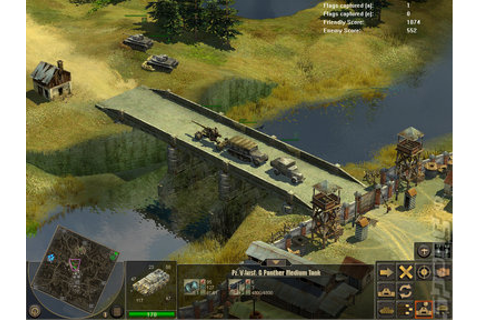 World War II Real Time Strategy game recreating the ...