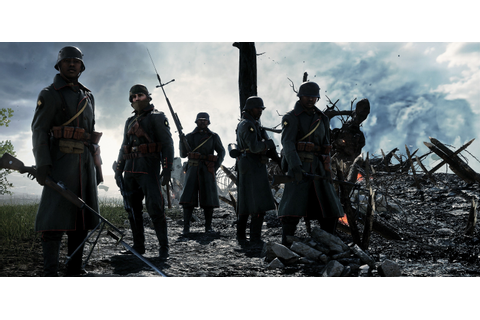 soldier, Battlefield 1, EA DICE, World War I, War, Video ...