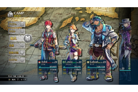 Ys VIII localization fix, PC version delayed to early 2018 ...