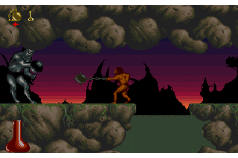 Shadow of the Beast II (1990) by Reflections Amiga game