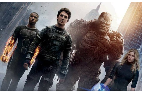 It's Clobbering Time in a New Fantastic Four TV Spot ...