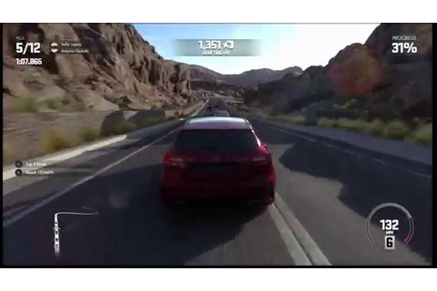 Driveclub PS4 gameplay (Best graphics in racing game EVER ...