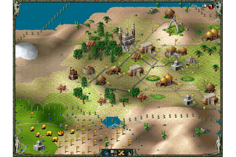 The Settlers II - A brilliant strategy game | Great Old ...