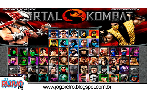 Mortal Kombat Trilogy Plus Ultimate Edition 2018 - YouTube