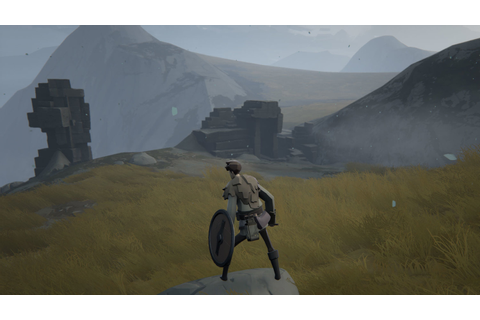 Ashen will be released in 2017Game playing info