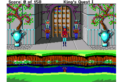 King's Quest I: Quest for the Crown – Sierra Classic Gaming