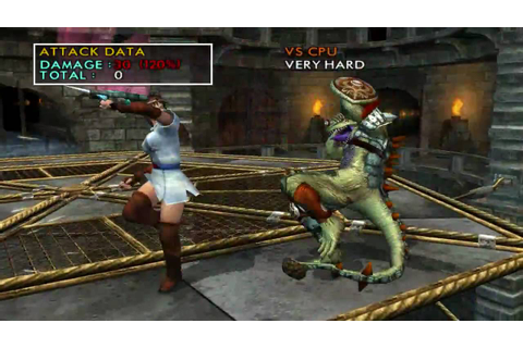 Soul Calibur 2 HD Gameplay - YouTube