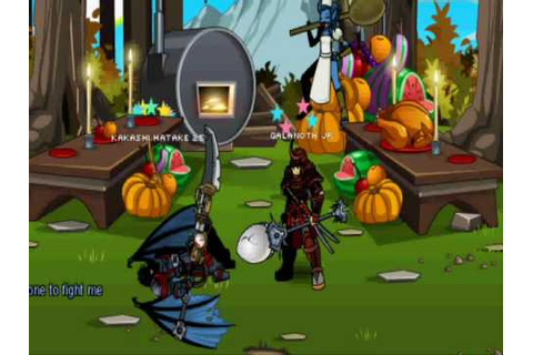 AQW Harvest Event : Kung Food Fighting - YouTube