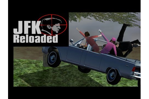 Free Indie Game - JFK reloaded | Review - YouTube