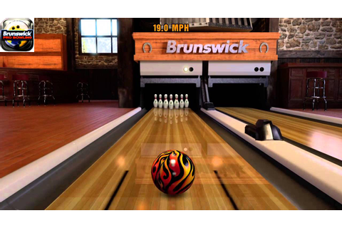 Brunswick Pro Bowling Perfect Game - YouTube