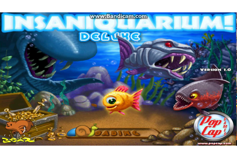 How To Download Insaniquarium Deluxe For Free Full Version ...