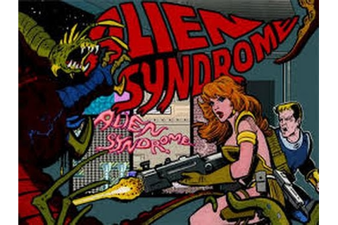 Alien Syndrome (Arcade) - YouTube