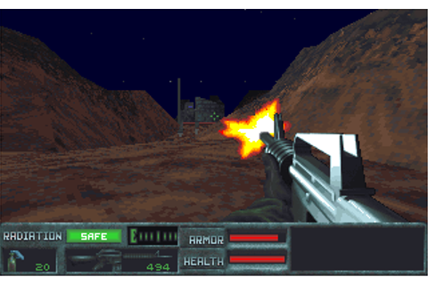 Terminator: SkyNET game at DOSGames.com