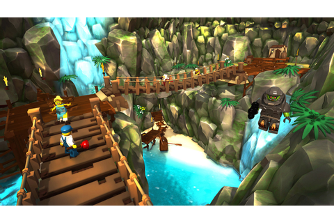 The Brickverse: Lego Minifigures Online game details revealed