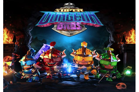 Super Dungeon Bros | MMOHuts
