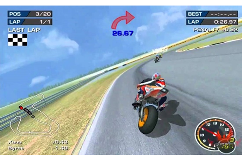 MotoGP 3 Ultimate Racing Technology Game - Free Download ...