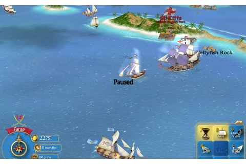 Sid Meier's Pirates! (2004) | WSGF