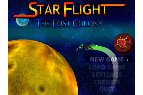 Starflight - The Lost Colony Let's Play Review/Summary ...