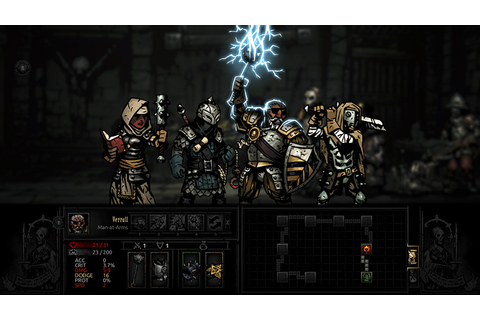 Pre-orders open for Darkest Dungeon: Ancestral Edition ...