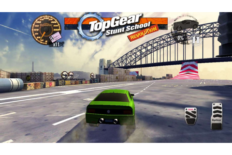 Top Gear : Stunt School Revolution /Car Racing / Videos ...