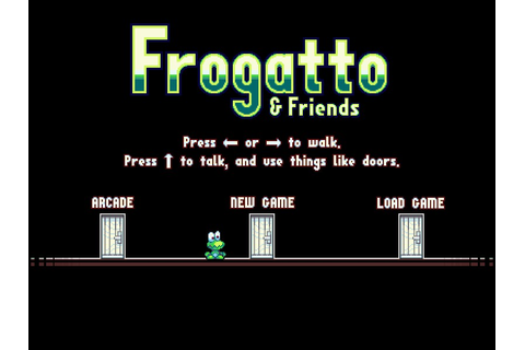 Frogatto & Friends Alternatives and Similar Games ...