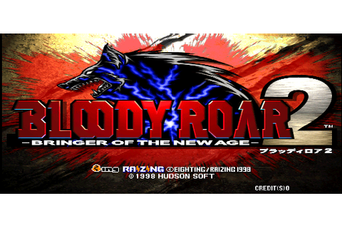 Bloody Roar 2: Bringer of the New Age vgm music • VGMRips