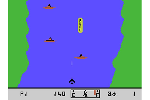 River Raid Images for ColecoVision (1984) - Defunct Games