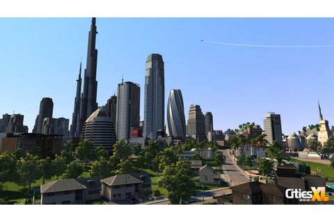Cities XL Platinum - Buy and download on GamersGate