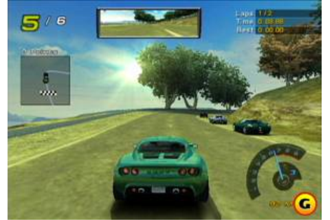 Game Classification : Need for Speed: Hot Pursuit 2 (2002)