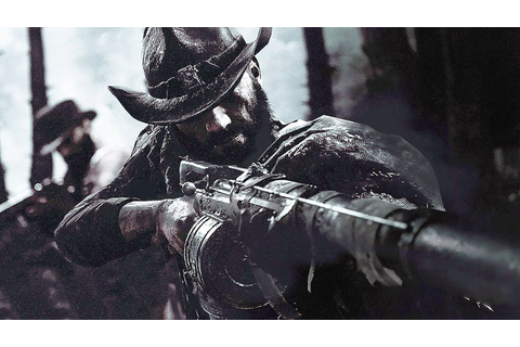 Hunt: Showdown is going to have some crazy weapons | PC Gamer