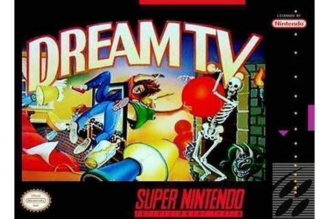 Dream TV ROM - Super Nintendo (SNES) | Emulator.Games