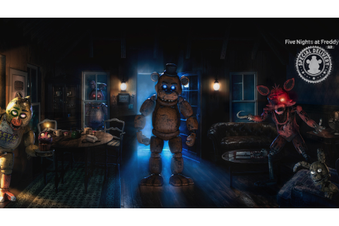 Five Nights at Freddy's AR: Special Delivery announced | EGM