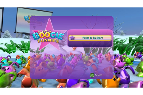 Boogie Bunnies (2008) by Artech X360 game